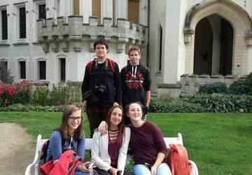 Obiskali smo vrstnike v  V Taboru na Češkem