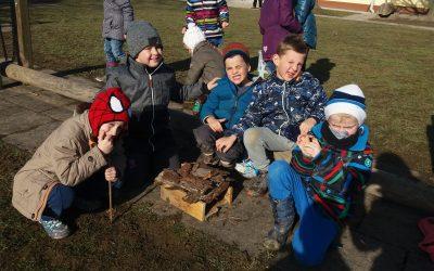 Gozdoljubove aktivnosti v 1. a (25. 1. 2018)