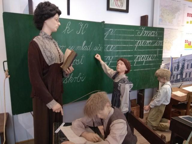 Tehniški dan – Šolski muzej
