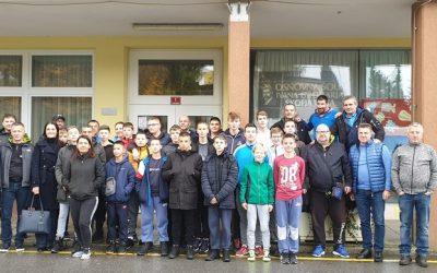 Obisk pobratene šole iz Smederevske Palanke