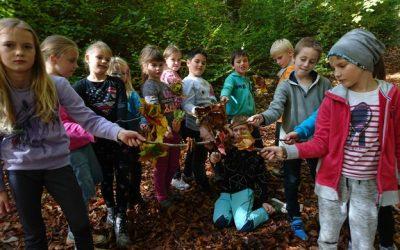 Gozdoljub v 3. razredu