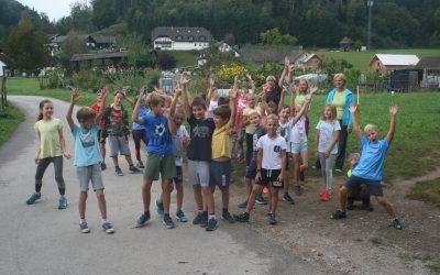 Dan slovenskega športa – kros od 1. do 5. razreda