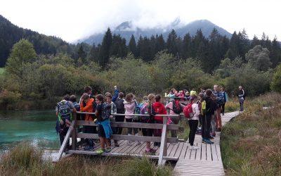 Naravoslovni dan – Alpske pokrajine, 6. razred