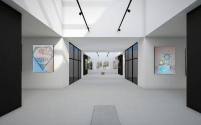 Sprehod po virtualni galeriji